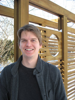 Karl Rosaen moved to Silicon Valley after graduating from U-M in 2004, returned to Michigan to launch a new company, RealTimeFarms.com, that helps consumers find fresh, local produce and farm goods.