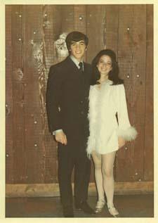 The Schmiers, circa 1970.