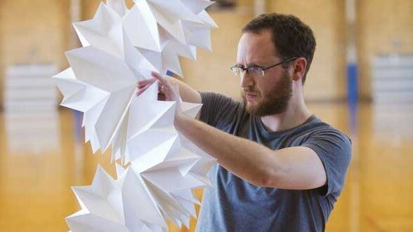 Shlian with Origami