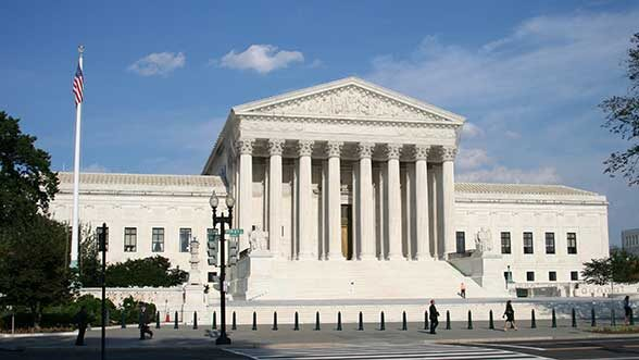 Supreme Court building, stock, public domain