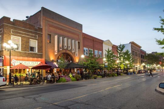 Ann Arbor, Main Street