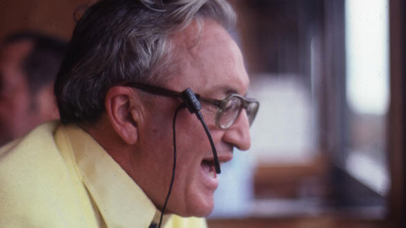 Bob Ufer, Wolverines announcer