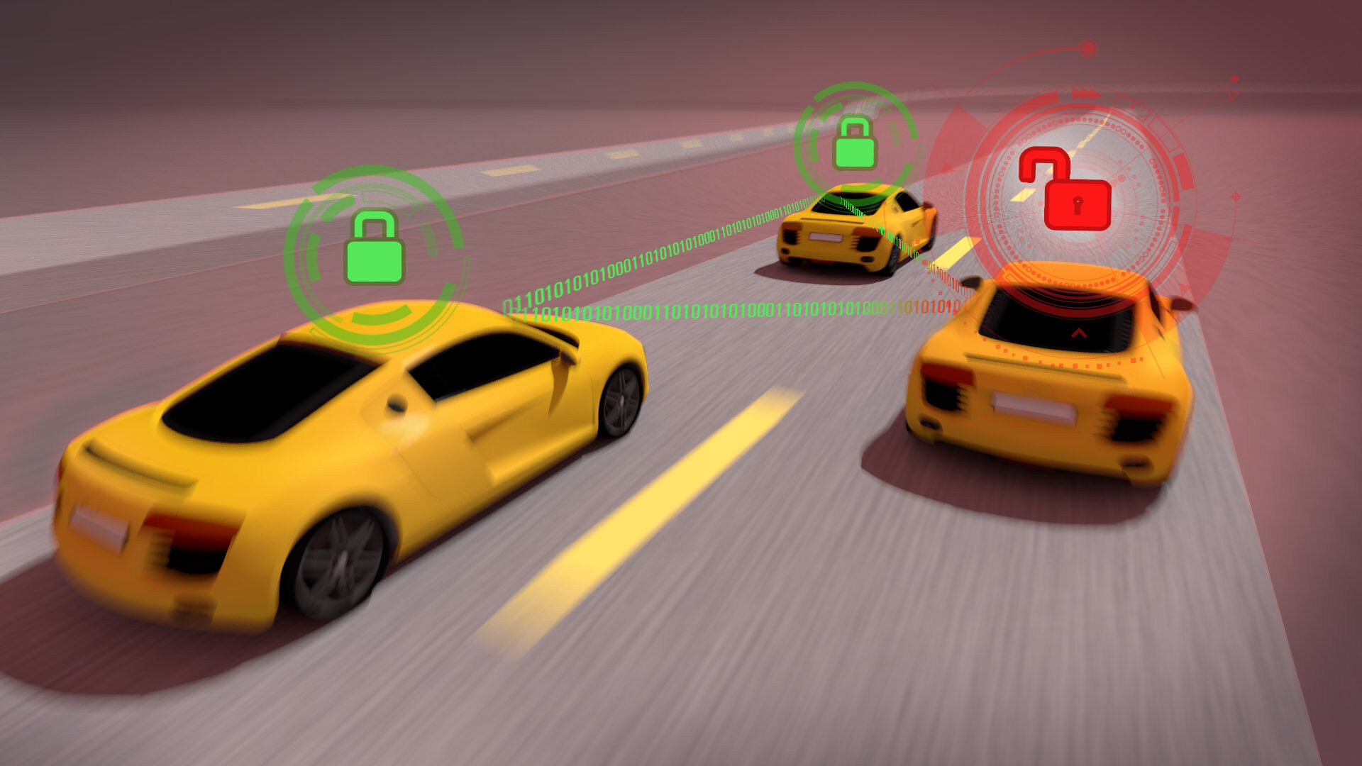Cybersecurity in cars