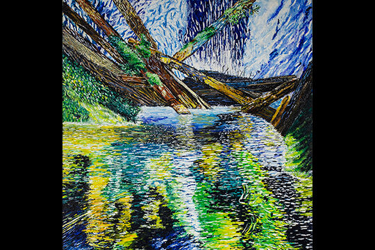 Crop-4-19-William-B.Kissane,-Spring-Runoff-Ripples
