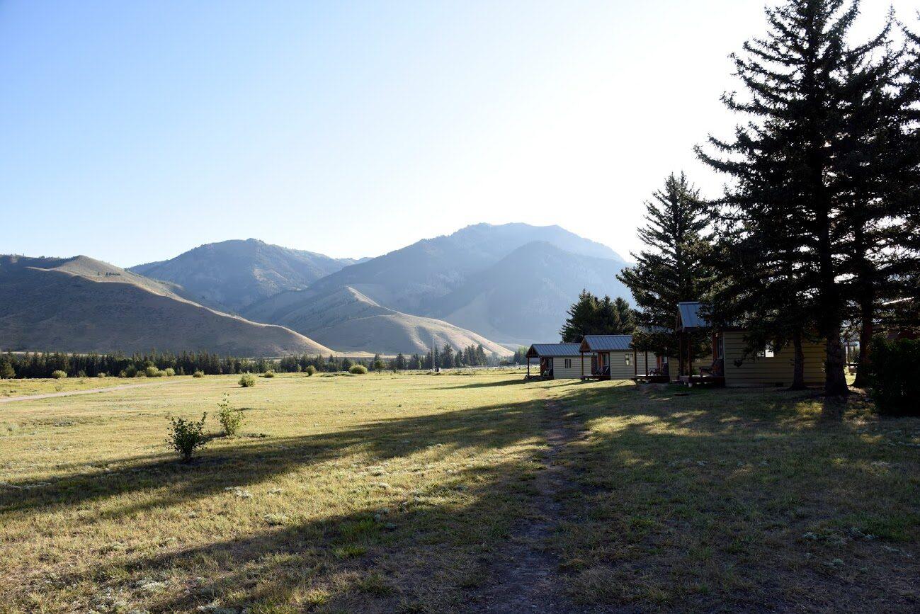 The scenic Camp Davis (Image: Dale Austin)
