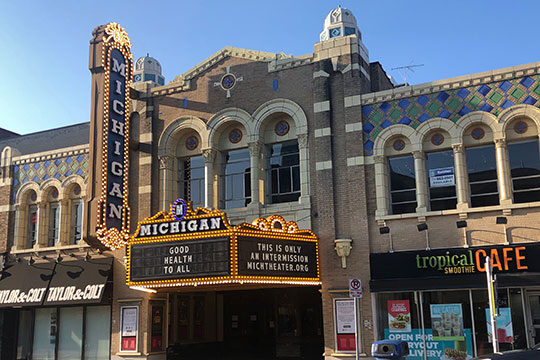 The Michigan Theater