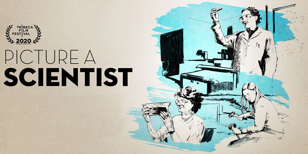 Picture a Scientist poster