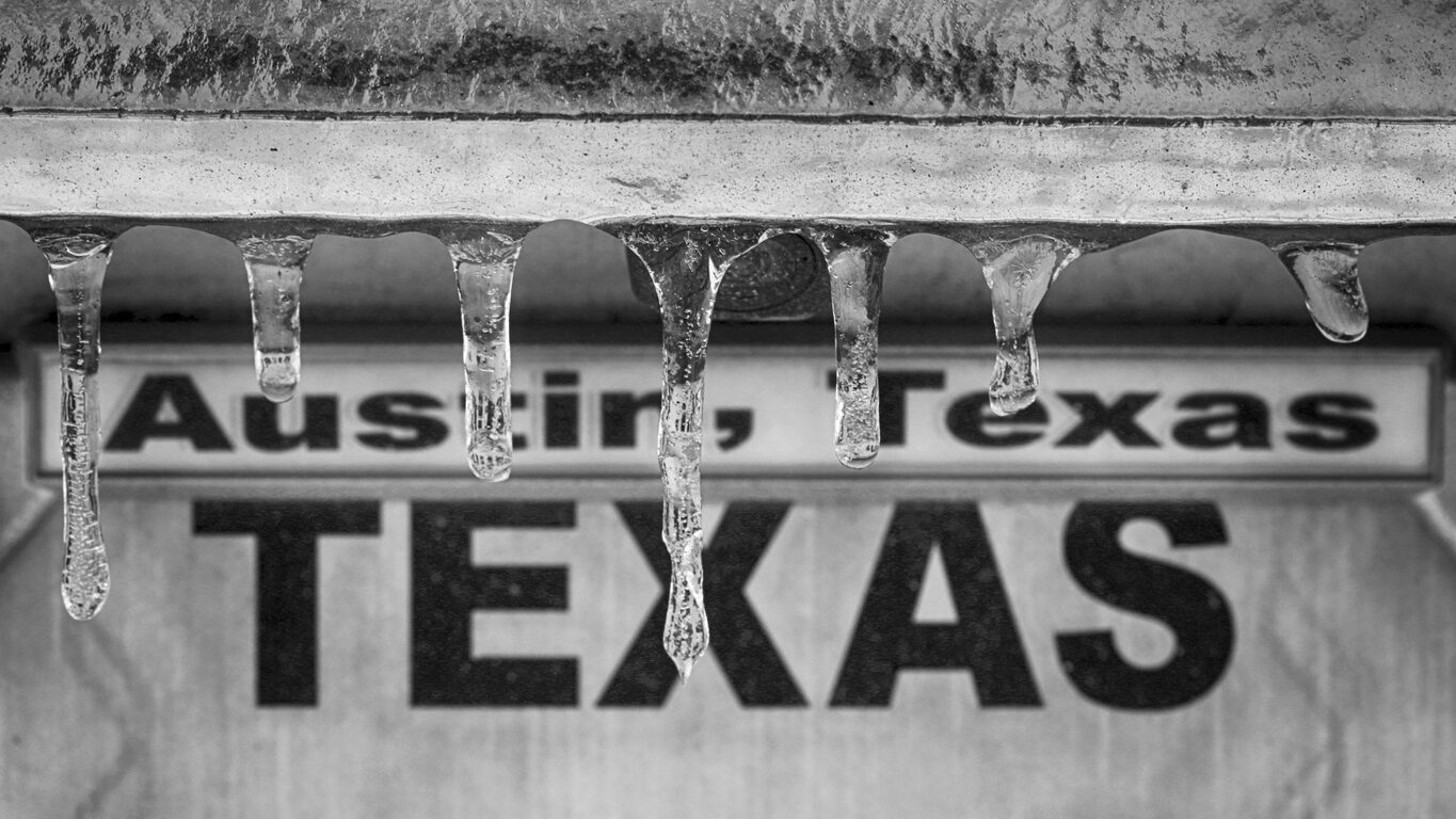 Winter 2021 brought a climate crisis to Texas,